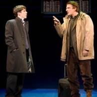 On the Stage: <i>Back Back Back</i> and <i>Farragut North</i>