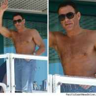 Jean-Claude Van Damme's Bod Makes Return Appearance in Cannes