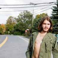 Emile Hirsch Flashes Some Skin on the Road to Woodstock