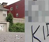 Homophobic Graffiti Vandal Stalks West Seattle