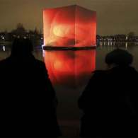 Copenhagen 'CO2 Cube' Debuts, Constructed for Climate Summit