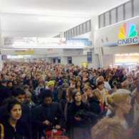 Photo: Newark Airport Security Breach Hell