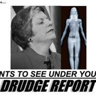 Drudge Gay-Baits Janet Napolitano