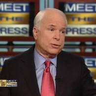John McCain on <i>Meet The Press</i>: 'There Are Many In The Military Who Do Not Want To' Repeal 'Don't Ask, Don't Tell'