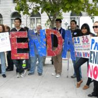 Photos, Video: GetEQUAL Holds ENDA Rally in San Francisco