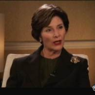 Watch: Laura Bush Speaks Out Against Anti-Gay Bullying