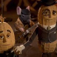 Mr. Peanut is Gay