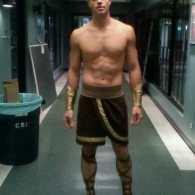 Trevor Donovan's Spartan Wardrobe