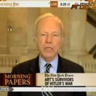 Watch: Lieberman on Chances for Senate Vote on 'DADT' Repeal