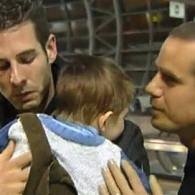 Video: Gay Belgian Couple Reunite with Son Stranded for Two Years in Ukrainian Orphanage