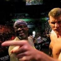 Watch: UFC Fighter Michael Bisping Calls Opponent 'Faggot' in Promo
