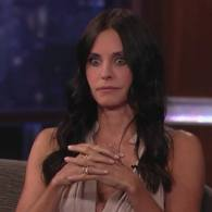 Watch: Courteney Cox Thought David Arquette was Gay After Discovering Grindr in Her iTunes