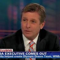 Watch: Phoenix Suns President Rick Welts Talks About Coming Out