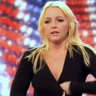 Watch: Britney Spears Impersonator Brings Crazy and Controversy to 'Britain's Got Talent'