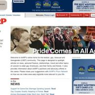 AARP Launches LGBT Microsite
