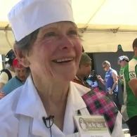 AIDS/LifeCycle Stories: Oldest LifeCycle Participant Inspired By Daughter's Early Work With HIV Patients