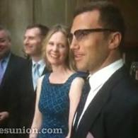 Cynthia Nixon and Sean Avery in Albany to Lobby for New York Marriage Equality: Video