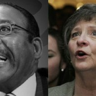 Anti-Gay Lawmakers Ruben Diaz and Sally Kern are Pen Pal BFFs