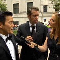 'The Daily Show' Talks to Gay Newlyweds in NYC: VIDEO