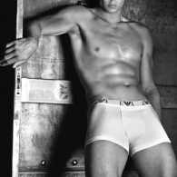 First Look: Rafael Nadal for Armani Jeans and Underwear