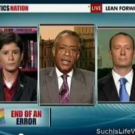 Al Sharpton Speaks with Captain Sarah Pezzat and Major Mike Almy on the End of 'DADT': VIDEO
