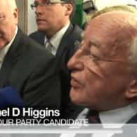 David Norris, Other Irish Candidates Graceful In Defeat