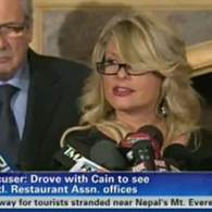 Woman Accuses Herman Cain of Sexual Assault: VIDEO