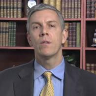 Education Secretary Arne Duncan Marks First National Gay-Straight Alliance Day with Anti-Bullying Message: VIDEO