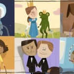 Gay Couples Included in Google Valentine Doodle, Beside Other (Alternative) Romantic Pairs: VIDEO