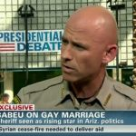 Sheriff Paul Babeu Talks to CNN About Gay Rights, His Ex-Boyfriend's Allegations, His Relationship Status: VIDEO