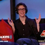 Howard Stern Asks Rachel Maddow About Putting Out for a Man: VIDEO