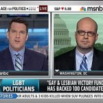 Thomas Roberts Talks to Victory Fund's Denis Dison About the Record Number of Out LGBT Candidates: VIDEO