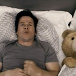 Mark Wahlberg in Bed with a Filthy Bear: VIDEO
