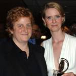 Cynthia Nixon and Christine Marinoni Marry in New York