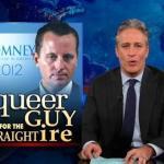Jon Stewart Takes On Bryan Fischer Over Richard Grenell Resignation: VIDEO