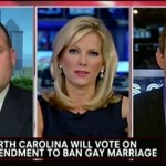 NOM's Brian Brown Debates Freedom to Marry's Mark Solomon On NC's Amendment One: VIDEO