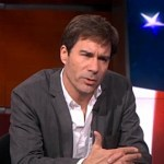 Stephen Colbert Enlists Eric McCormack in Response to Joe Biden's Gay Sitcom-Loving Remarks: VIDEO