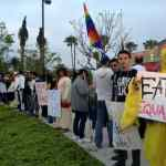 As Chicago Chick-fil-A Owner Requests Emanuel Meeting, Teens Protest Chain In California: VIDEO