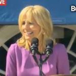 Jill Biden Has Seen the Vice President Up Close: VIDEO