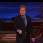 Conan O'Brien Rips Elisabeth Hasselbeck Over Obama Questions: VIDEO