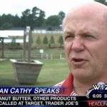 Chick-fil-A CEO Dan Cathy Spits Out 'Family' 6 Times in 11 Seconds, Says He Supports 'Biblical' Ones: VIDEO