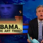 Jon Stewart Rips Obama's Debate Performance, Romney's Lies: VIDEO