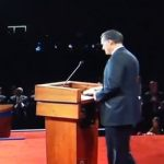 Did Romney Use a Forbidden 'Cheat Sheet' at the Debate? – VIDEO