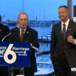 Mike Bloomberg Stumps For Marriage Equality In Baltimore