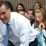 Unfortunate Romney Photo-Op
