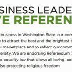 Dozens of Corporations Sign on to Full Page ad in 'Seattle Times' Declaring Support for Marriage Equality