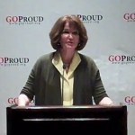 Bay Buchanan Speaks to Gay Conservative Group GOProud, Assures Them Romney Will Win: VIDEO