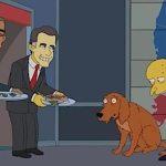 Mr. Burns Endorses Mitt Romney: VIDEO