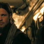 Brad Pitt Battles Zombie Army in 'World War Z': VIDEO