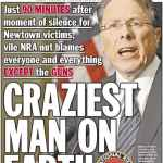 Even The 'New York Post' Outraged Over NRA 'More Guns' Statement: PHOTO